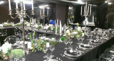 Matrimonio BLACK CHIC